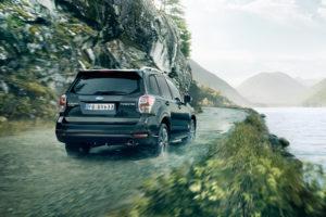 Subaru-Forester-XT-Premium-2016-static-rear